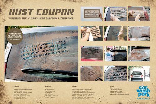 Car Wash Park: Dust