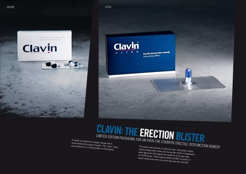 Clavin: Erection Blister