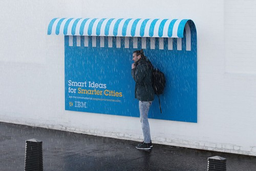 Ideas. Proving the IBM Smarter Cities Concept in Everyday Life.