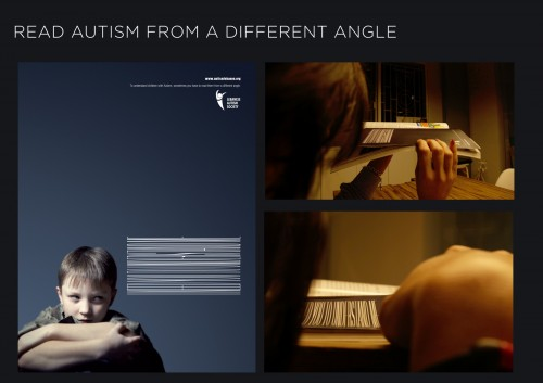 Lebanese Autism Society: Read autism from a different angle