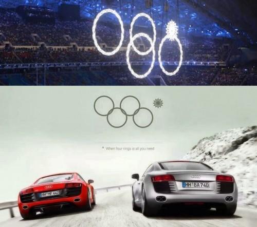 Audi: Four Rings
