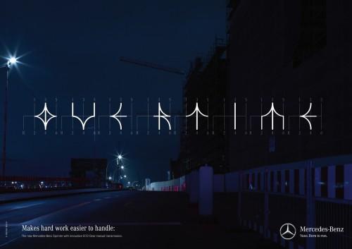 Mercedes-Benz: Shiftography