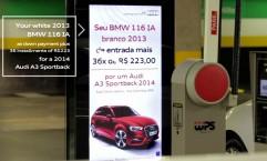 Audi: Instant Valuation Billboard