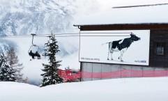 Swissmilk: Cable car station