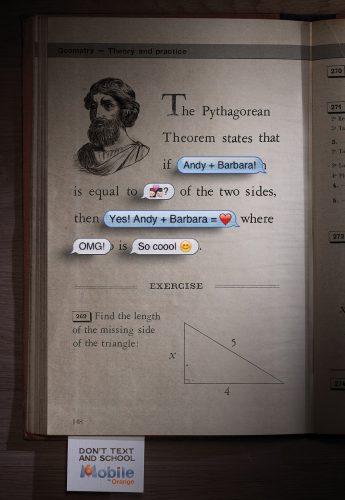 M6 Mobile: Armstrong, Kant, Pythagoras