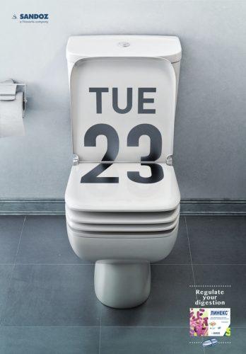Sandoz: WC