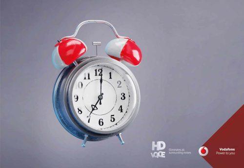 Vodafone: HD Voice