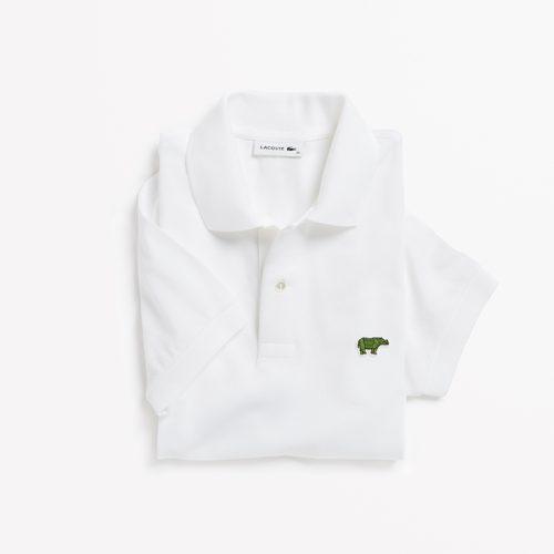 Lacoste swaps famous crocodile logo for ten endangered species