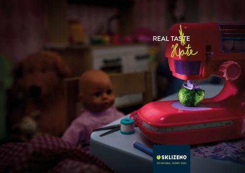 Sklizeno: Real taste