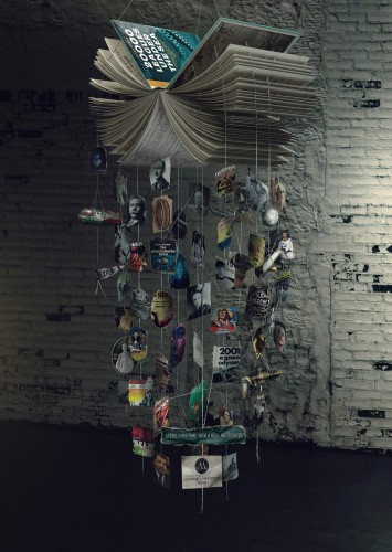 Arcadia - Real Influencers:  art of war, civil desobedience, Twenty k leagues under the sea